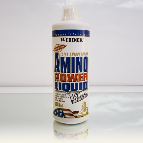 Weider Amino Power Liquid (1000ml-Flasche)