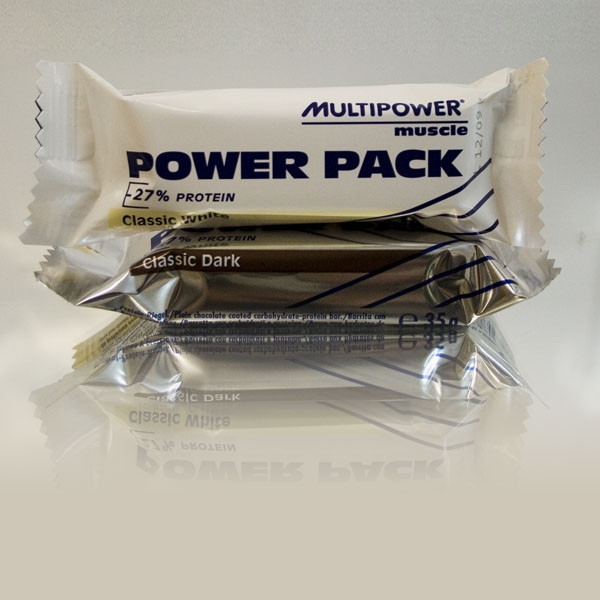 Multi Power Power Pack 35g Riegel