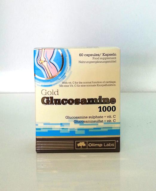 Olimp Glucosamin 1000, 60 Kapseln