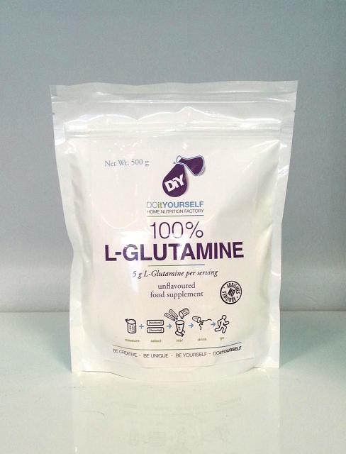 DIY Glutamin 500g
