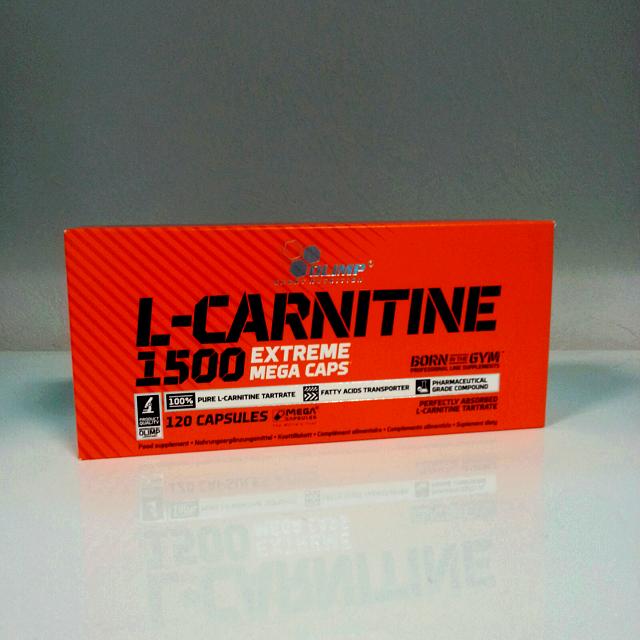Olimip L-Carnitin Mega Kaps