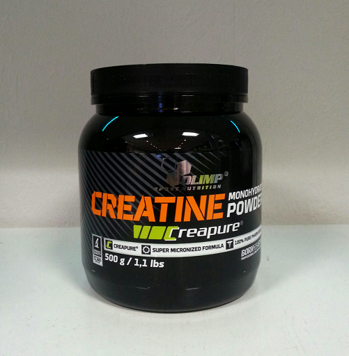 Olimp CREATINE MONOHYDRATE Powder CREAPURE® (500g)