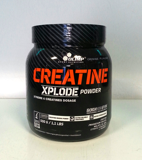 Olimp Creatine Xplode (500g)