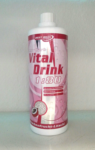 Best Body Vital Drink 1000ml
