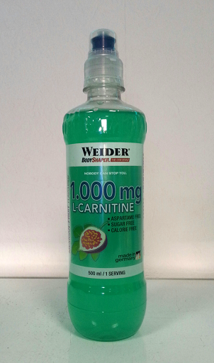 Body Shaper L-Carnitin Drink 500ml