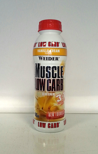 Weider Muscle Protein Low Carb 500ml