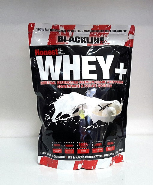Blackline Honest Whey 1000g Vanille