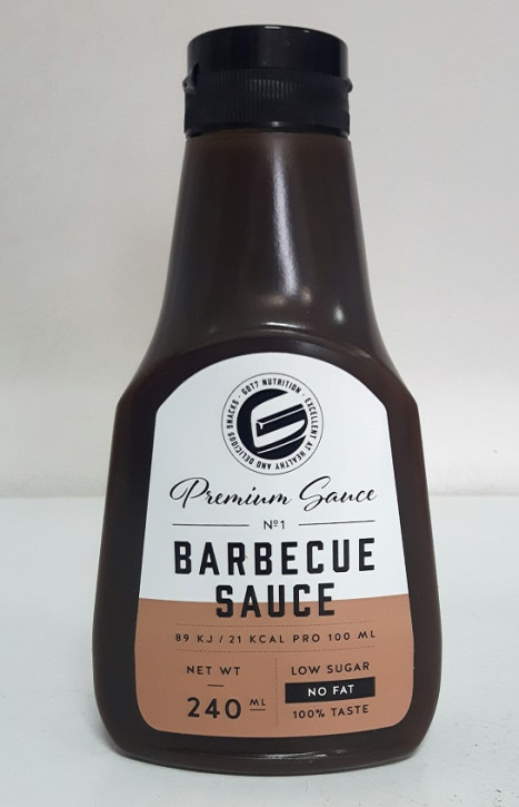 GOT 7 Premium Saucen 240ml Barbecue Sauce