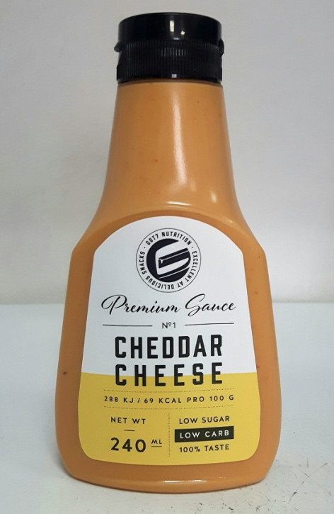 GOT 7 Premium Saucen 240ml Cheddar Cheese Sauce