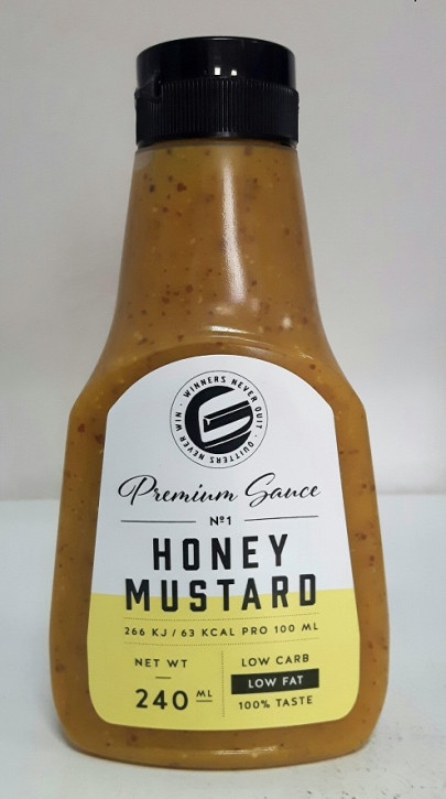 GOT 7 Premium Saucen 240ml Honey Mustard
