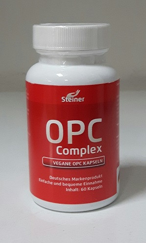 Steiner OPC Complex, 60 Kapseln