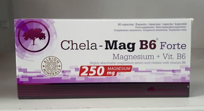 Olimp Chela-Mag B6 Forte, 60 Kapseln