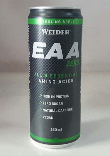 Weider EAA Zero Drink, 330ml Apfel