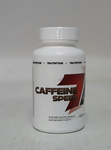 7 Nutrition Caffeine Speed, 120 Kapseln