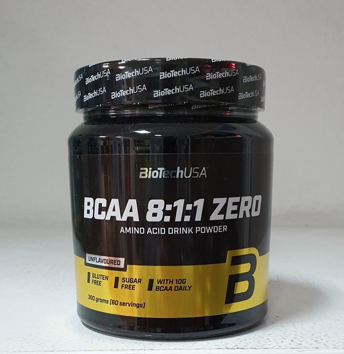Biotech BCAA Pulver 8.1.1, 300g
