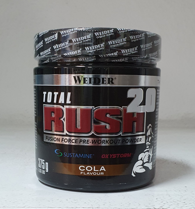Weider Total Rush, 375g Dose