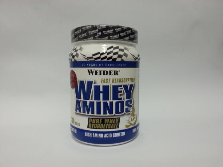 Weider Whey Amino Tabletten, 300 St.