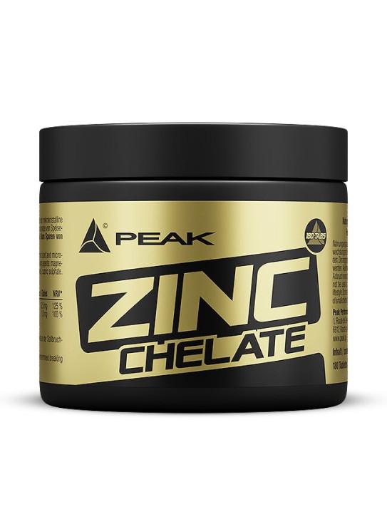 Peak Zink Chelat Tabletten, 180st.