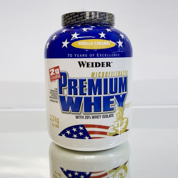 Weider - Premium Whey 2300g