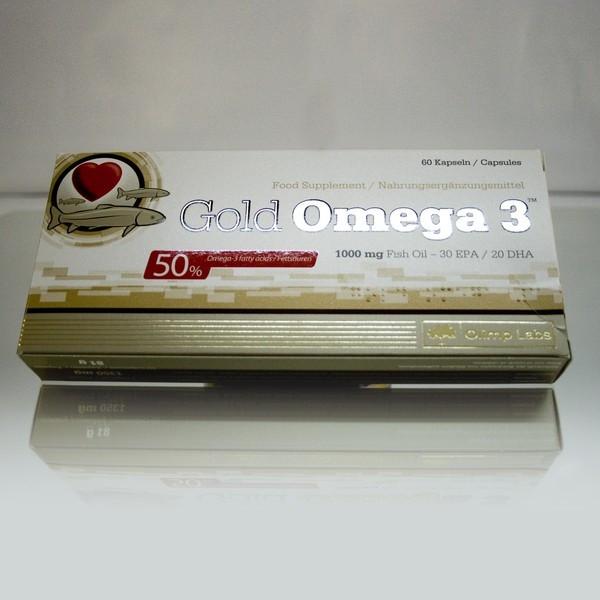Olimp - Gold Omega 3