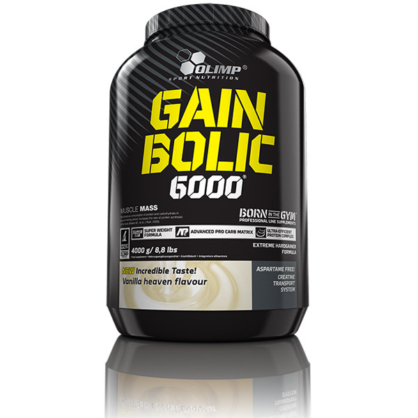 Olimp gain bolic 6000 3500g erdbeere olimp gain bolic for Fitness depot wedding