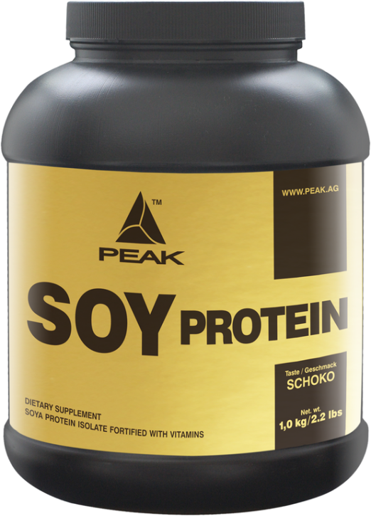 Peak Soja Protein Isolat 1000g neutral