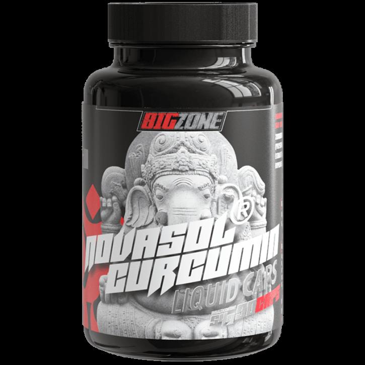 Big Zone NovaSol® Curcumin (90 Liquid Kapseln)