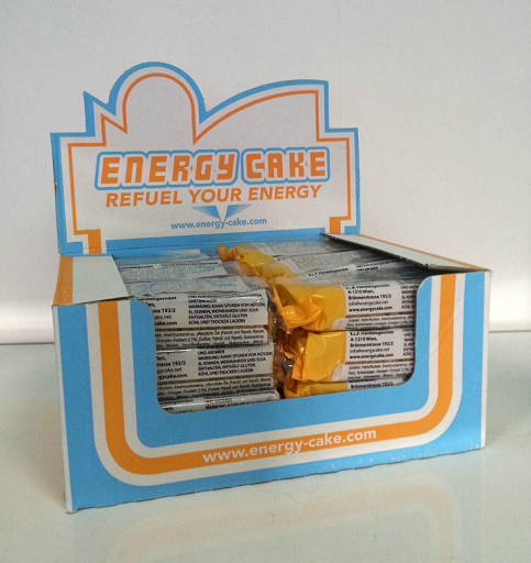 Energy cake 24er karton schoko energy cake 24er karton 1 for Fitness depot wedding