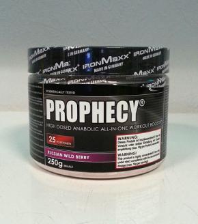 Ironmaxx Prophecy 250g