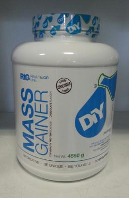 DiY Mass Gainer 4550g Dose